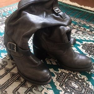 Frye Shoes - Veronica heeled boot